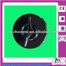 Emblème de volant en acier inoxydable pour HAIMA GE4T-37-192 / GE4T-37-192L2A