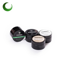 Private Label Activated Charcoal Bamboo Teeth Whitening Powder Jar Packing