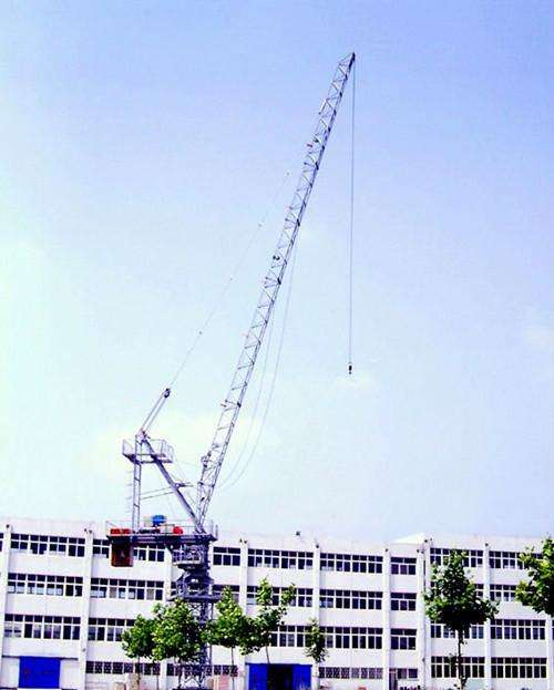 Topless Tower Crane Qtz63