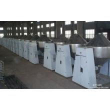 Mezclador cónico doble de la serie de 2017 W, máquina del mezclador de la alimentación de SS, principio de funcionamiento horizontal de la licuadora v