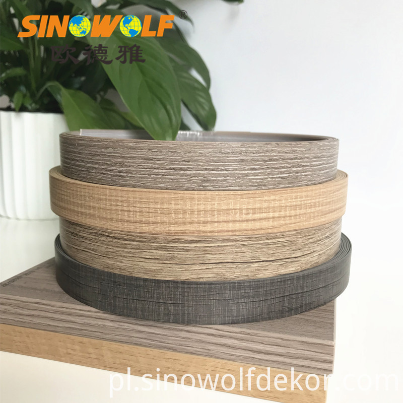 Furniture Abs Woodgrain Edge Banding