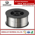 Fil de pulvérisation thermique à base de nickel à base de nickel Nicr20 1,6 mm, 2,0 mm