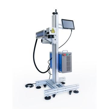 Laser Printing On Metal Machine