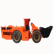 1.5 Cbm Underground Electric Scooptram For Coal Mine