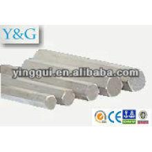 5154A (A-G3C) 5083 (A-G4.5MC) 5082 (A-G4.5) 5052 (A-G2.5C) ALUMINIUM-LEGIERUNGSPOLIEREN RUNDQUELLE RECTANGLE OVAL HEXAGONAL BAR
