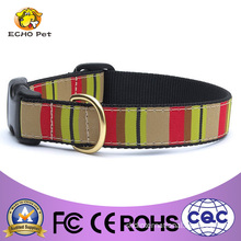Nylon Webbing Dog Collar and Leash (NWSD-01)