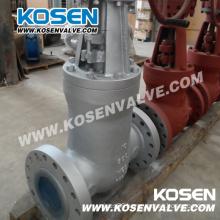Cast Steel API Pressure Seal Gate Valves