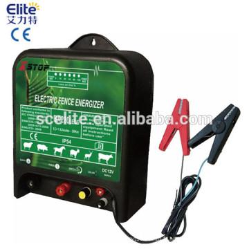 électrificateur solaire et à batterie