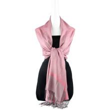 Le modèle Paisley le plus vendu Echarpe Jaquard Stole Long Hijab Wrap Women Spring Scarf