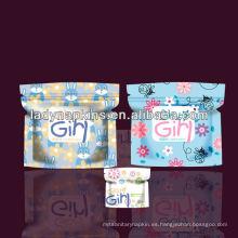 Las servilletas sanitarias de Sweet Girl fabrican