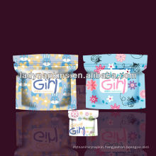 Sweet Girl's Sanitary Napkins Manufactures