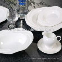 cena de china de hueso fija Alquiler boda