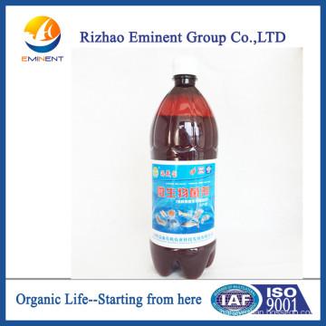 Venta de fertilizantes orgánicos líquidos para peces