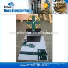 Accesorios de seguridad del ascensor para el regulador de velocidad