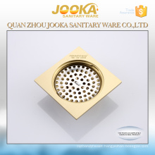 best high quality plum blossom pattern copper anti-odor floor drain