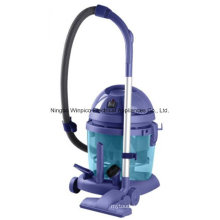 Elétrico de água filtrada aspirador de secos e molhados