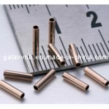 Micro tubo capilar de cobre isento de oxigénio