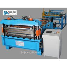 Metallschneidspule Schlitzmaschine für Streifen Schneiden