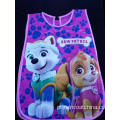 Waterproof Kids Cute Printing PVC Aventais
