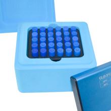 Boîtes sans glace pour flacons cryogéniques