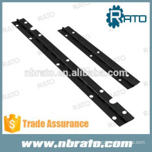 RPH-104 long continuous black piano hinge
