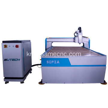 Oscillating Knife Cut Machine for Car Foot Mat
