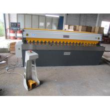 Qh11d-3.2X2500 Mechanische Art Guillotine Schermaschine / Platte Schneidemaschine