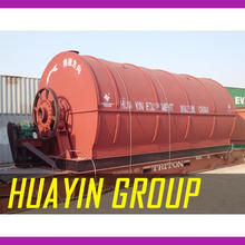 Waste management solid waste pyrolysis equipment