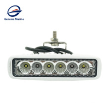 Genuine Marine High Quality White Waterproof IP67 LED Floodlight Boat Marine Deck Light