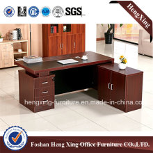 L Shape Bottom Price Computer Table Office Desk (HX-6M061)