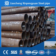 Vente directe en usine haute qualité et peu coûteux.ASTM A106 Gr.B tuyau en acier sans soudure