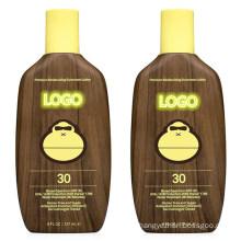 Private Label Vegan Original SPF 30 Moisturizing UVA/UVB Sunscreen Lotion
