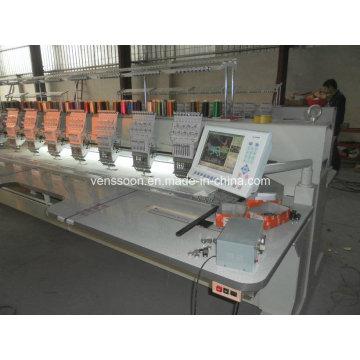 Máquina plana del bordado de la marca Venssoon (910)