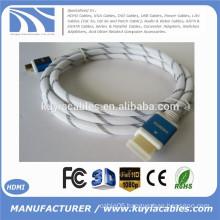 6M PRO GOLD HDMI CABLE 2.0/V1.4a 1080P,2160P,PS4,4K2K,ETHERNET - 6Meter (19.7ft)