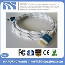 6M PRO OURO HDMI CABLE 2.0 / V1.4a 1080P, 2160P, PS4,4K2K, ETHERNET - 6Meter (19.7ft)
