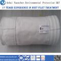 Staub-Kollektor-Glasfaser-nichtgewebte Filtertüte für Mischungs-Asphalt-Anlage