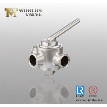 Stainless Steel Plug Valve