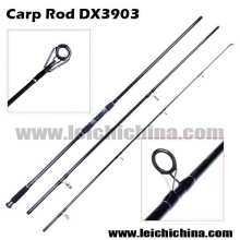Chinese High Quality 3 Sections Fishing Carbon Carp Fishing Rod
