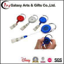 Custom Pull Reel Key Chain