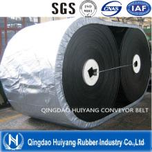 Abrasão baixa e correia transportadora de aço de alta elasticidade do cabo da força com força de alta elasticidade