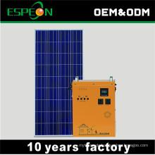Tragbarer Solarenergiesysteme 300W Solarenergiegenerators 220v nach Hause