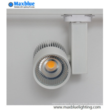 40W CREE Citizen Sharp Lustrous COB LED Schienenleuchte