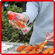 Bouteille de jet de bouteille d'huile de bouteille d'huile d'olive de cuisine mini pour l'huile d'olive / soja / vinaigre
