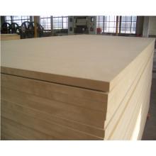1220X2440X12-18mm E2 Мебель Простая доска из МДФ / Сырье из МДФ / Меламин МДФ