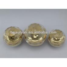 Frasco cosmético para bolas de luxo 5ml 15ml 20ml 30ml 50ml 80ml 100ml