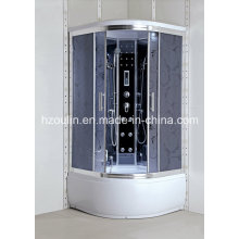 Steam Shower Cabin with Acid Design