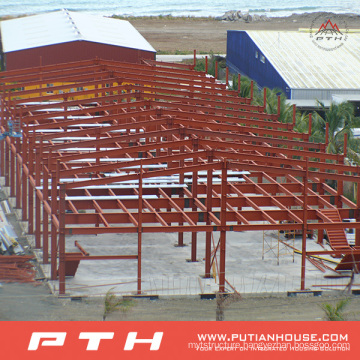 2015 Pth Economic Customized Steel Structure Warehouse with Easy Installation