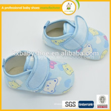 Cheap Newborn Baby Cotton Fabric Shoes