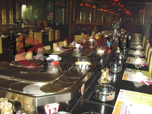 Brand New Sushi Conveyor Belt