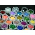 Metallized PET film glitter powder for Christmas Gift Packing PET material